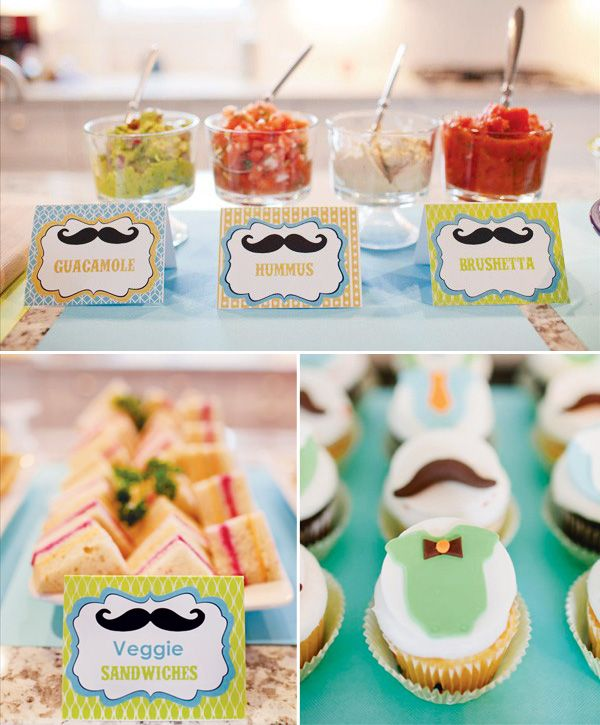 best mustache baby shower images on   mustache baby, Baby shower invitation