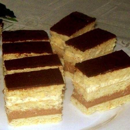 Citromkrémes-kakaókrémes süti Recept képpel -   Mindmegette.hu - Receptek