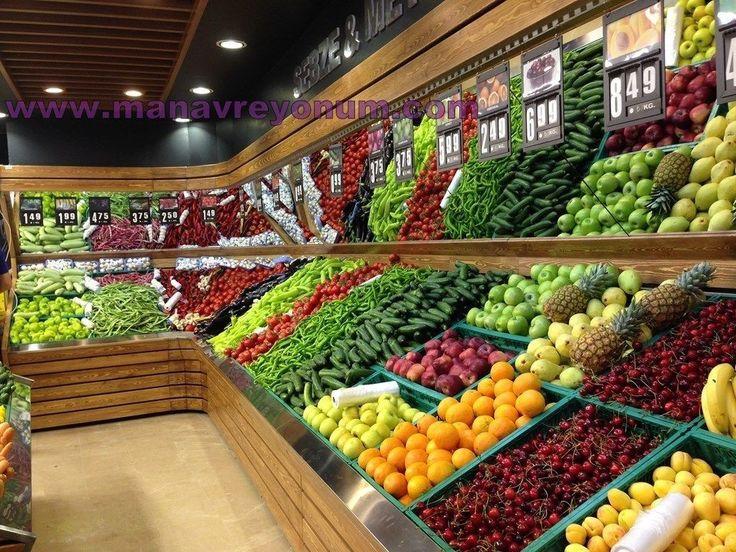 Овощной магазин картинка