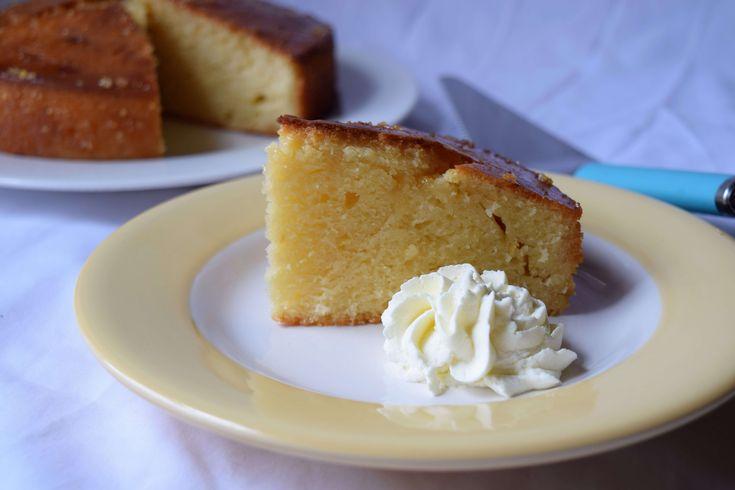 Lemon Cake - Powered by @ultimaterecipe