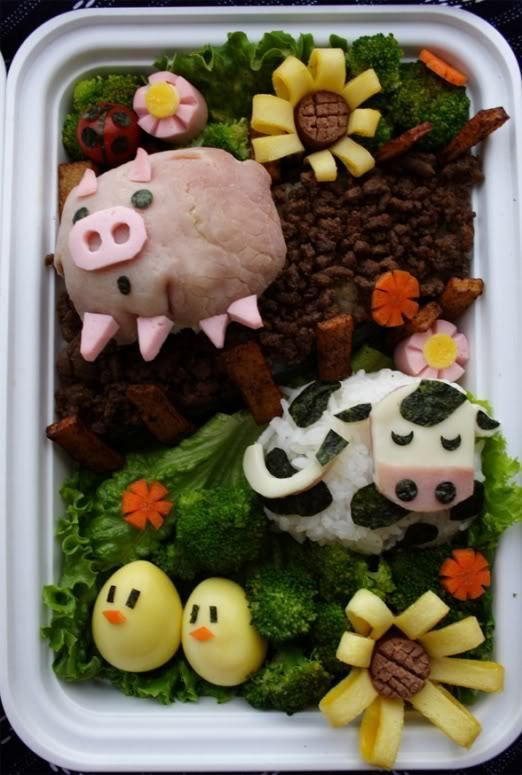 20 amazing food art creations! #1 is CRAZY,! Full List Here -> http://giantgag.likes.com/15-amazing-examples-of-food-art?pid=117321_source=mylikes_medium=cpc_campaign=ml_term=27138488