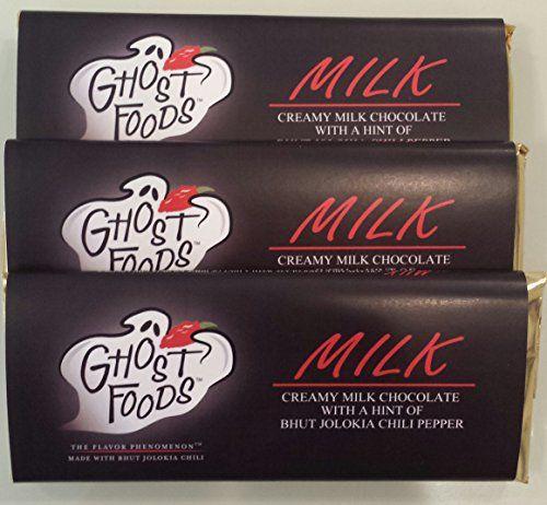 "Spicy ""Milk"" Chocolate Bar with Bhut Jolokia and Vanilla ... https://www.amazon.com/dp/B00HSP9NUI/ref=cm_sw_r_pi_dp_x_jDyxyb67WGD3F"