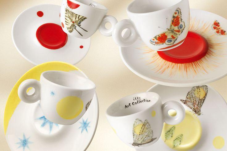 illy Art Collection - La nuova tazzina Kiki Smith