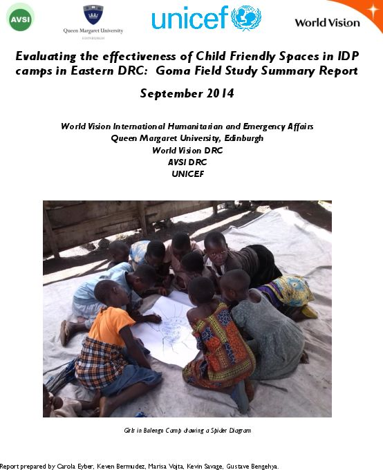 Child Friendly Spaces (CFSs) are used by humanitarian agencies as a means to promote protection and psychosocial wellbeing for children in emergency settings. World Vision International together with Columbia University conducted a series of studies to investigate the effectiveness of CFSs in various humanitarian contexts in order to document evidence of the positive effects they have in relation to child wellbeing and protection, to identify good practice in their design and implementation…