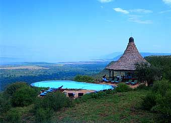 Lake Manyara Serena Lodge, Tanzania: stayed there...