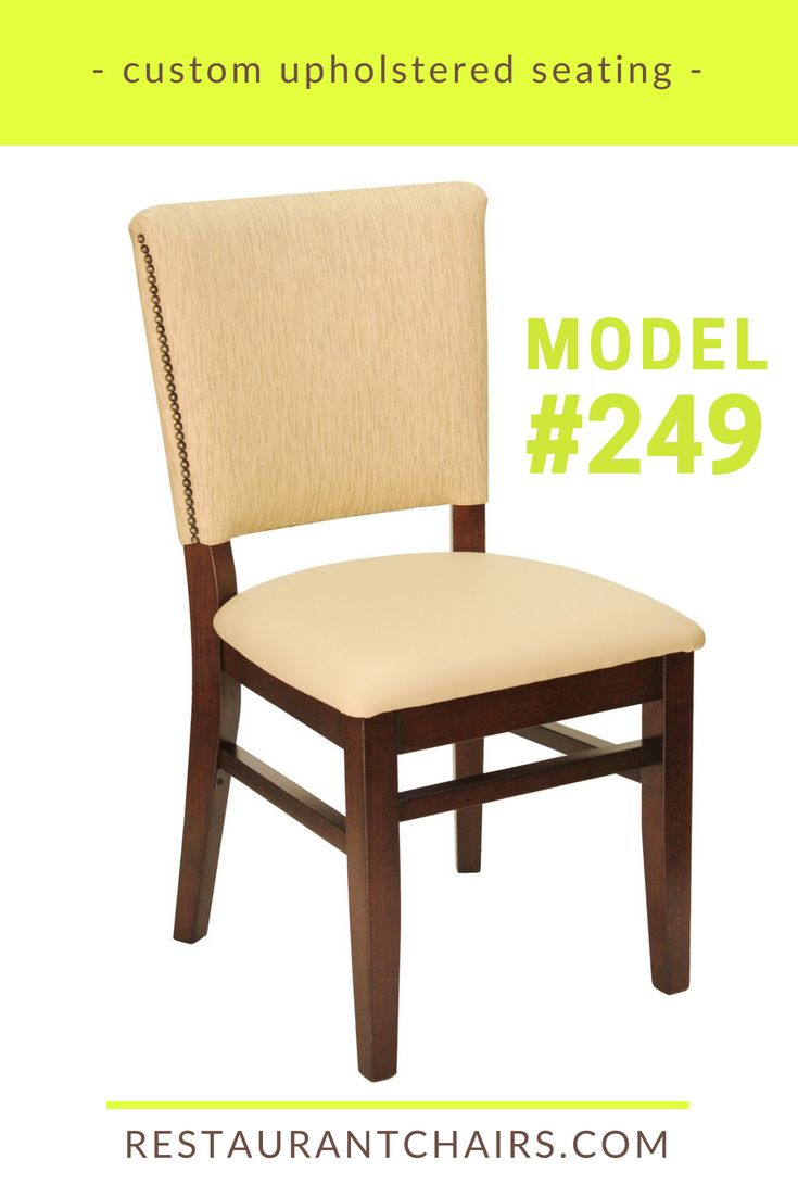 Home - Restaurant Chairs by M. Deitz and Sons, Inc.  Restaurant