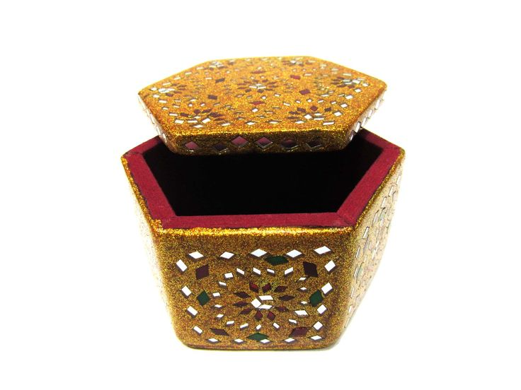Online handicraft  DESIGNER LAKH BOX ONLY - 300 .Rs.. SHIPPING FREE # COD AVAILABLE # EASY RETURN  Just Click -http://rajranibangles.com/productlist.aspx?id=1072