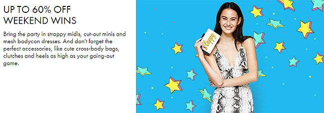 Up To 60% OFF Great #Fashion Finds At #ASOS! Plus Enjoy Next Day Delivery #PromoCode!