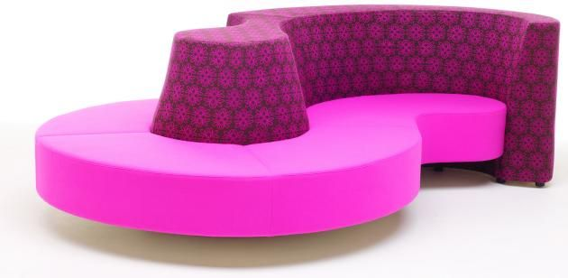 The Pyramid Chair and Isola 8 Lounge by Karim Rashid » CONTEMPORIST