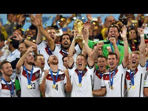 Ein Hoch auf Uns - Deutschland Weltmeister 2014 - Highlight