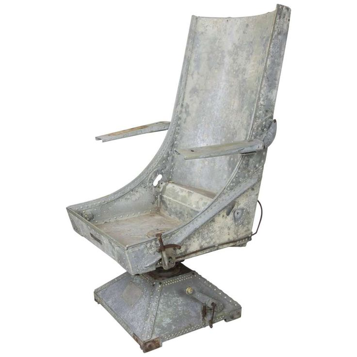 Aircrew Ejection Seat by Aircraft Mechanics Inc., 1930s 1