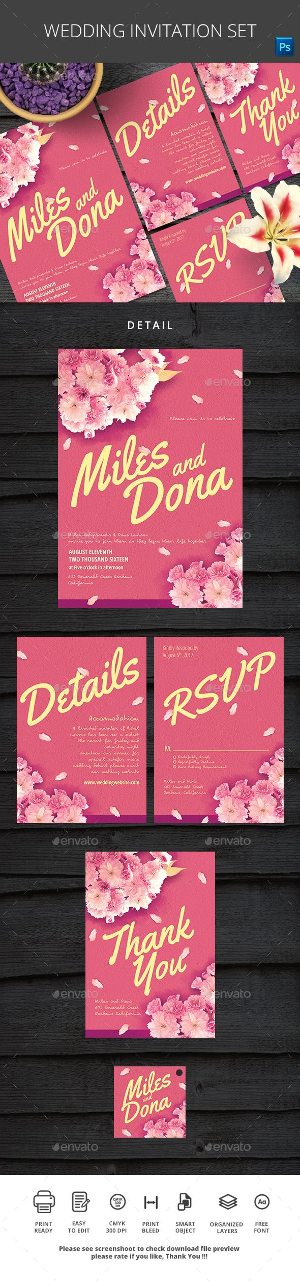 Wedding Invitation 25 best Card u0026 Invitation