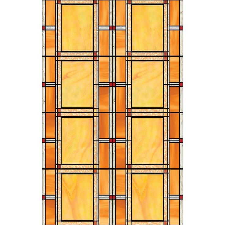 D-C-Fix Arts and Crafts 17 in. x 78 in. Home Decor Self Adhesive Window Film (2-Pack)