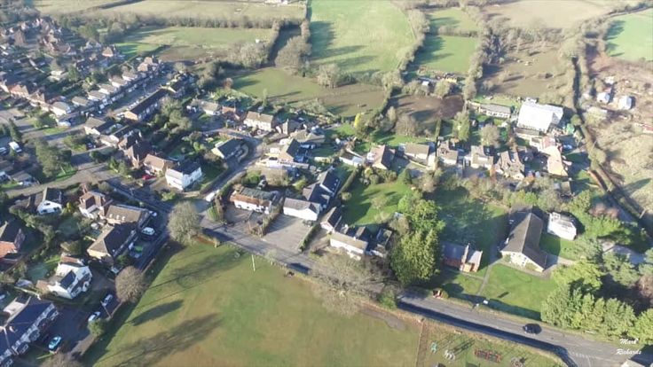 Holmer Green from 400ft with Phantom 3 Pro - YouTube