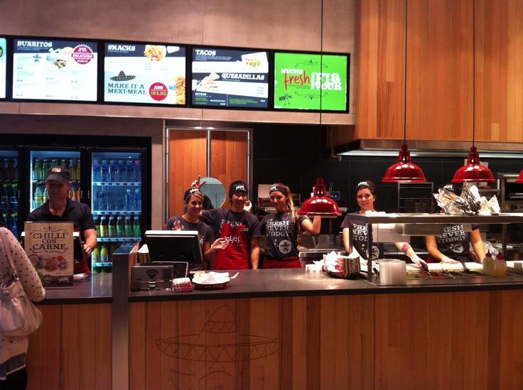 Salsa's Fresh Mex Grill, Midland Gate, WA