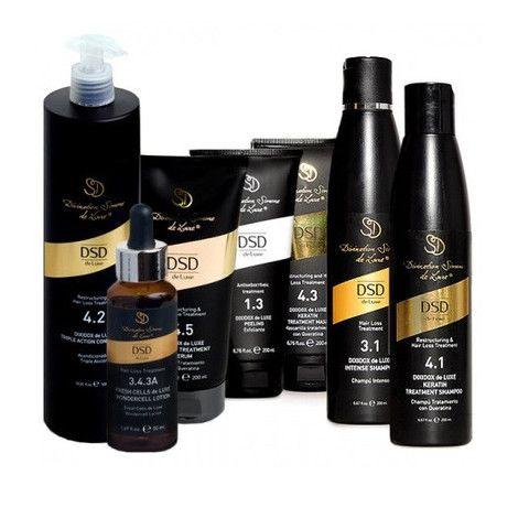 Raskere  hårvekst og større volum i håret - Sett i 7 Deler