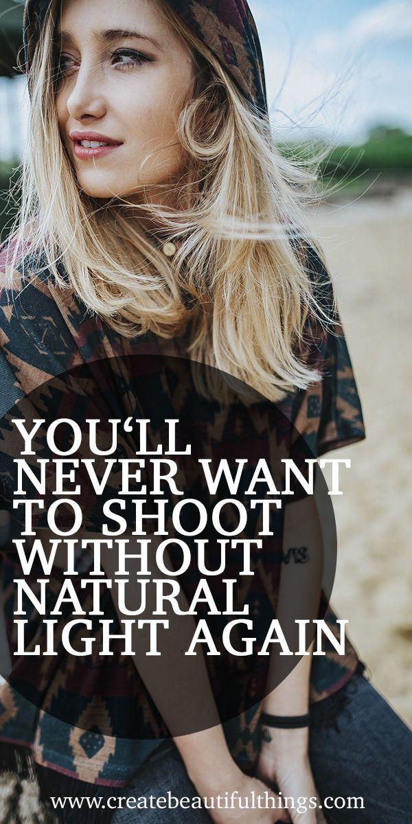 5 Gründe, warum Fotografen natürliches Licht lieben