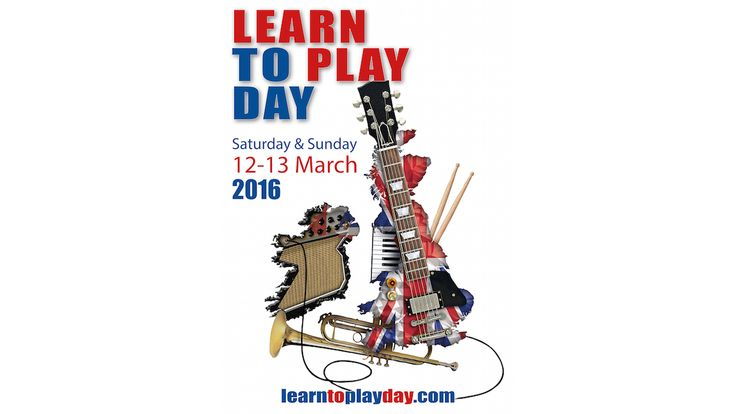 Music for All's national Learn to Play Day – Sunday 13 March 2016 | Gearjunkies.com