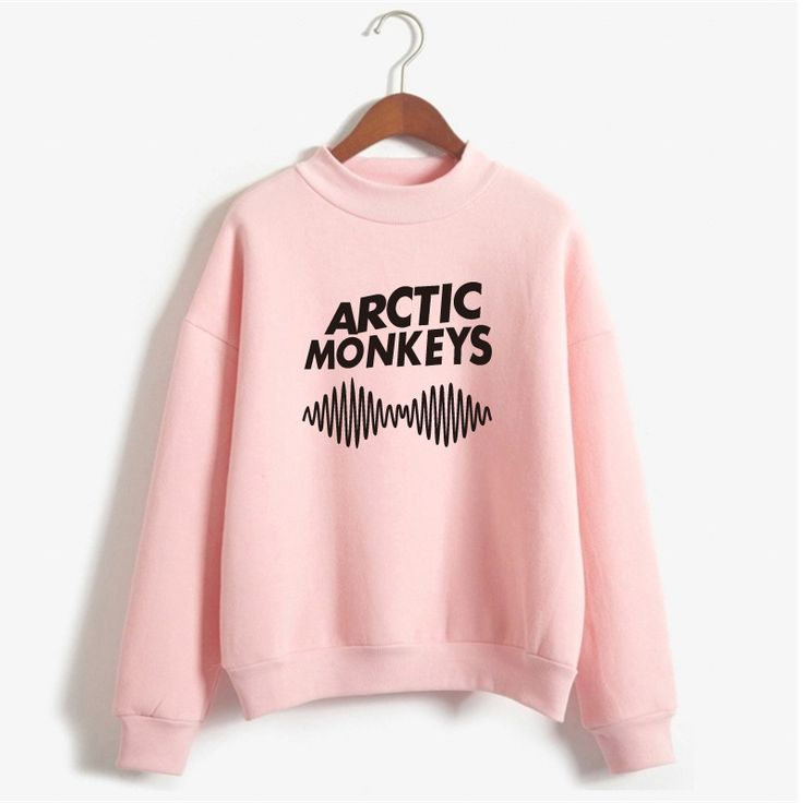 Find More Hoodies & Sweatshirts Information about Cute Women Pink Sweatshirt Casual Long Sleeve ARCTIC MONKEYS Printed Letter Sweatshirt Woman Fleece Letter Pullover NSW F11359,High Quality pink sweatshirt,China sweatshirt women Suppliers, Cheap letter sweatshirt from slogan tee Store on Aliexpress.com