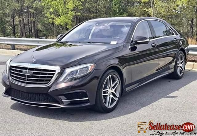 Tokunbo 2015 Mercedes Benz S550 Maybach For Sale In Nig Sell At Ease Online Marketplace Sell To Real People Mercedes Benz S550 Mercedes Benz Benz