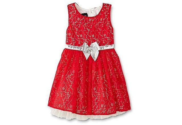 Holiday Editions Infant & Toddler Girls' Party Dress $8.49 (kmart.com)