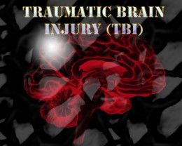 Types of brain damage resulting from traumatic brain injury (TBI)
