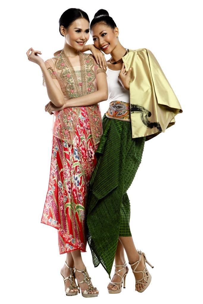 Batik Dress by Erre