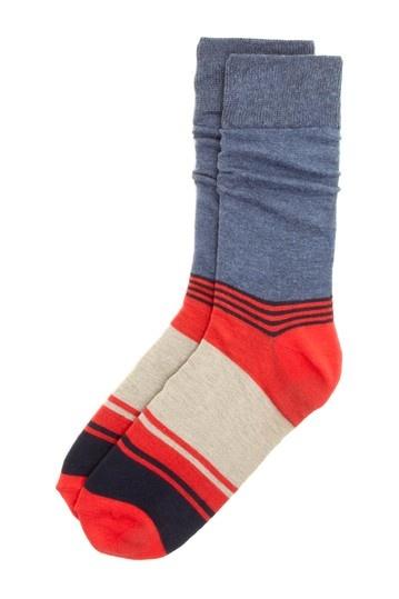 Modern Stripes Socks