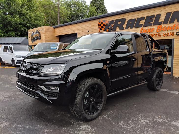 Used 2018 Volkswagen Amarok For Sale In Wiltshire From Raceline