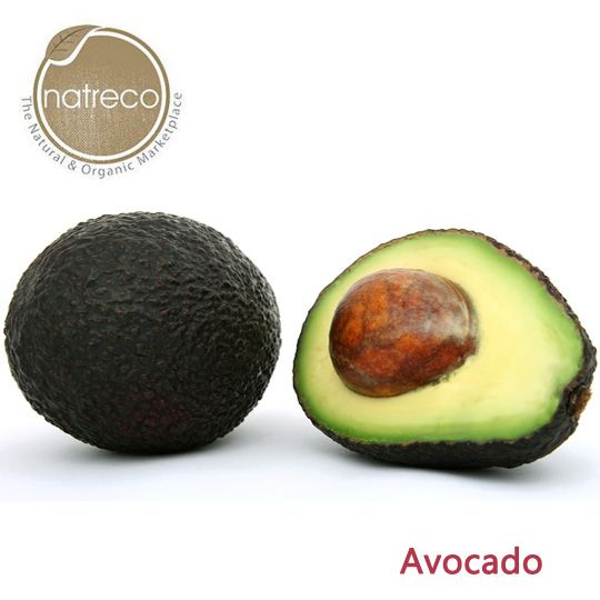 """Did you know that #Avocado is a good source of unsaturated """"good"""" fats, important for good heart health? #Superfood www.natreco.com"""