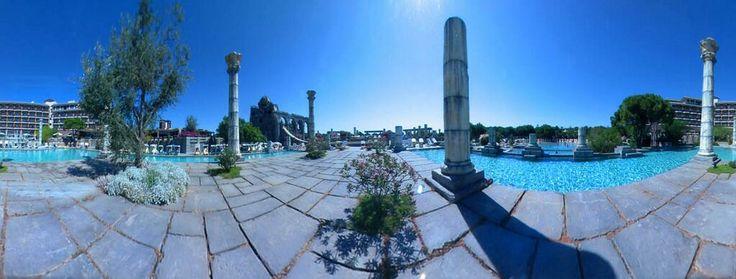 Xanadu Resort Hotel Belek QTVR Çekimi