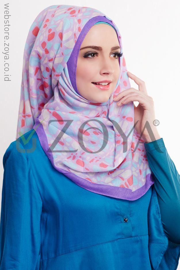 Kerudung ZOya Retro 2014 Rp. 79.000,-  Order: HP:081315351727 Pin BB: 748A8C99