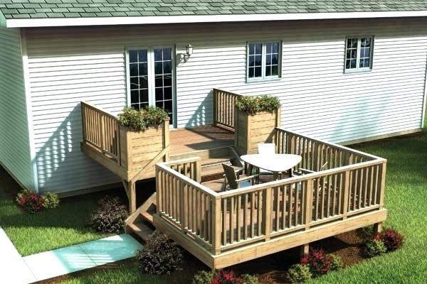Deck Level Split Level Simply Fancy Deck Project Plan Deck Leveling Jacks Picturesmo Com Editor Patio Deck Designs Deck Designs Backyard Deck Building Plans