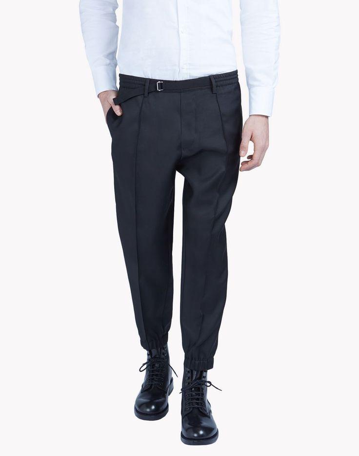 evening jogging pants trousers Man Dsquared2