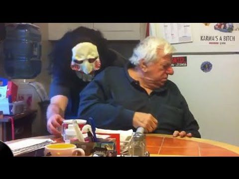 NEW TOP 25 SCARE PRANKS BEST OF All Time SCARY FUNNY VIDEOS Compilation ...