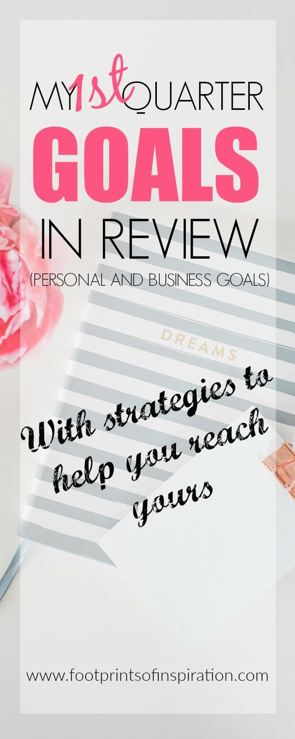 These are some great strategies to help stay focused and motivate you to reach your goals.