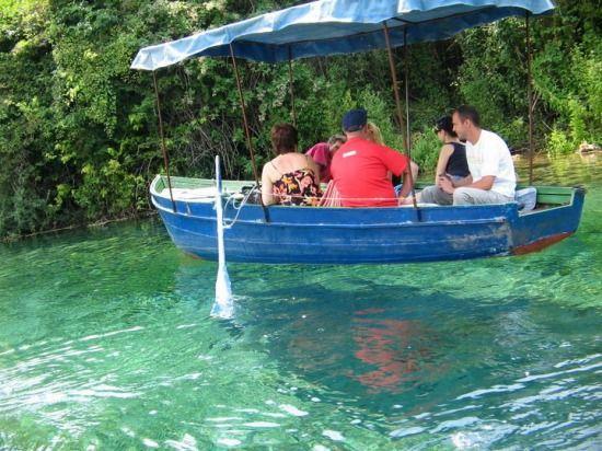 Repülő hajók - Toochee vagy kristálytiszta víz...