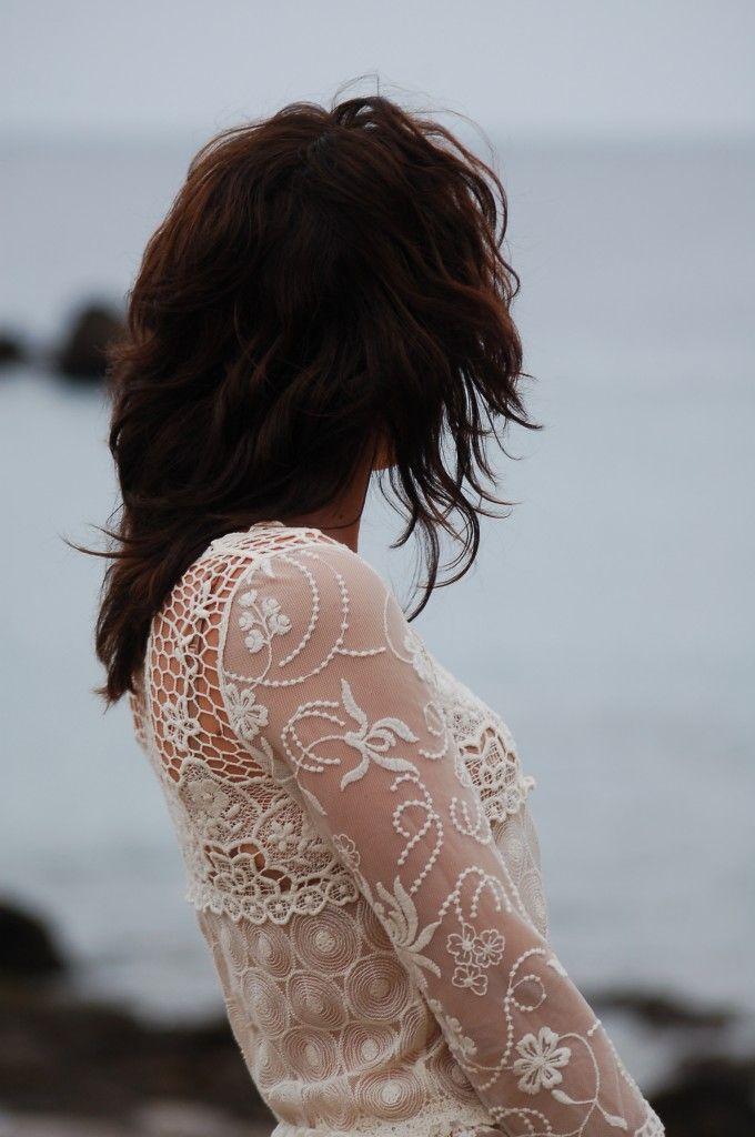 Laces blouse