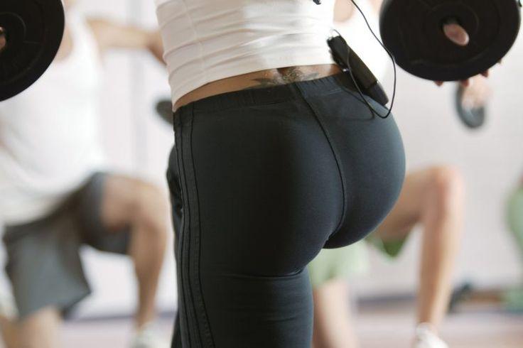 Ejercicios para la atrofia muscular glútea  | Muy Fitness