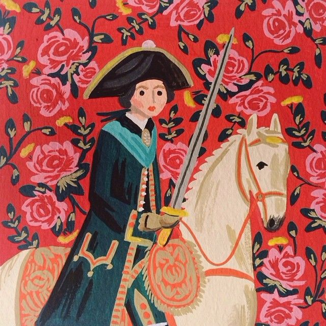 Catherine the Great, Rifle Paper Co.