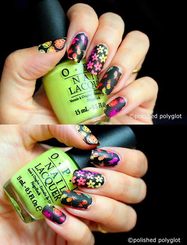 Mejores 76 imágenes de 75 Most Creative Nail Art Ideas We Could Find ...