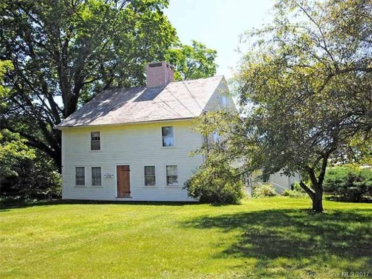 Originally known as Seven Smoakes, come home to the history of this 1774 Colonial with 13 rooms, 4 bedrooms, 2.5 bathrooms, 5 open fireplaces including one in the living room with bake oven, wide planked floors and hand hewn beams and old glass windows. 2nd floor has 3 out of 4 bedrooms with wide plank floors. Other bedroom has new master bath, laundry room. In addition, there is a large bright one bedroom apartment / in-law accommodation with cathedral ceiling and separate entrance - li...