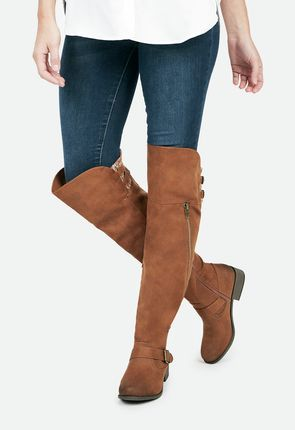 Affordable Thigh High Boots - Flat, Lace Up, Plus Size, High Heel & More!