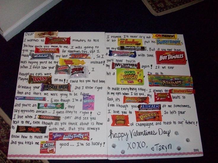 13 best images about boyfriend birthday ideas – Valentines Card for My Boyfriend