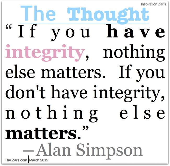 Quotes About Character And Integrity | Integrity quote, honor quotes, character quotes , integrity quotes ...