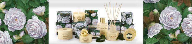 Camelia kamélia illatú - Rendeld meg online! Parfüm és kozmetikum család az olasz Lerbolario naturkozmetikumoktól