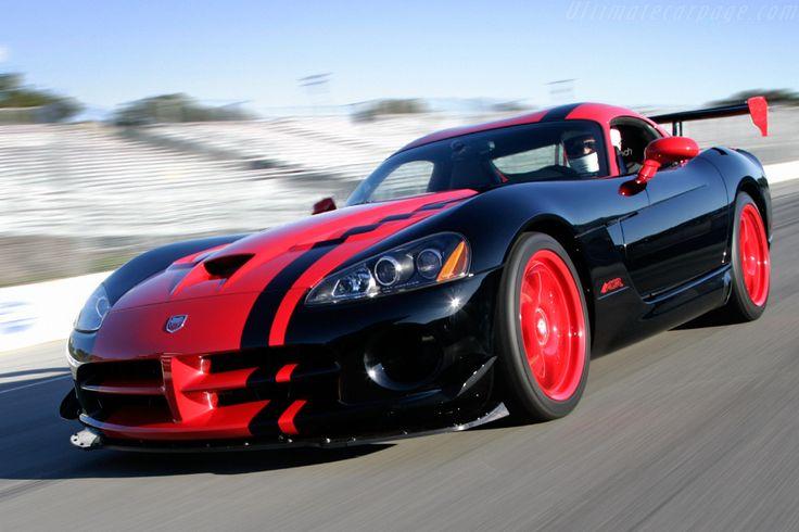 2015 Dodge Viper SRT10 ACR Super Sports Car Wallpaper