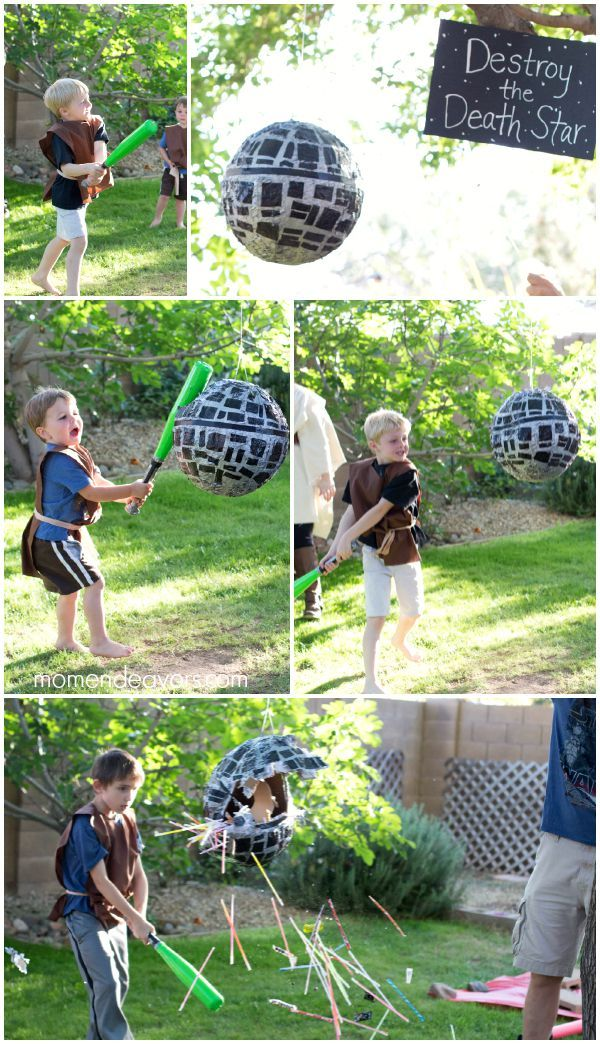Death Star Star Wars Pinata