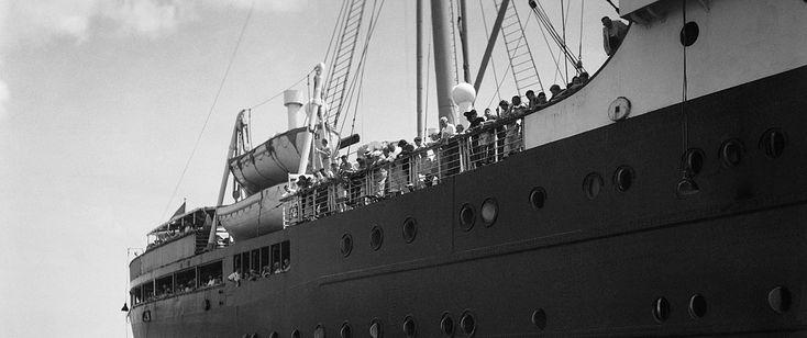 Canadian War Museum - St. Louis Ship of Fate (until April 29)