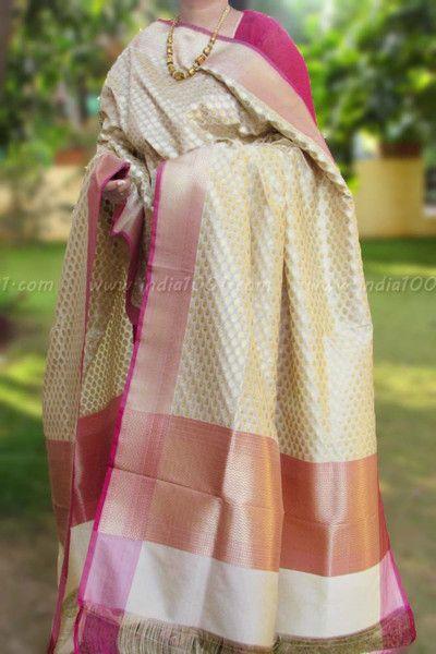 Gorgeous Woven Banarasi Dupatta